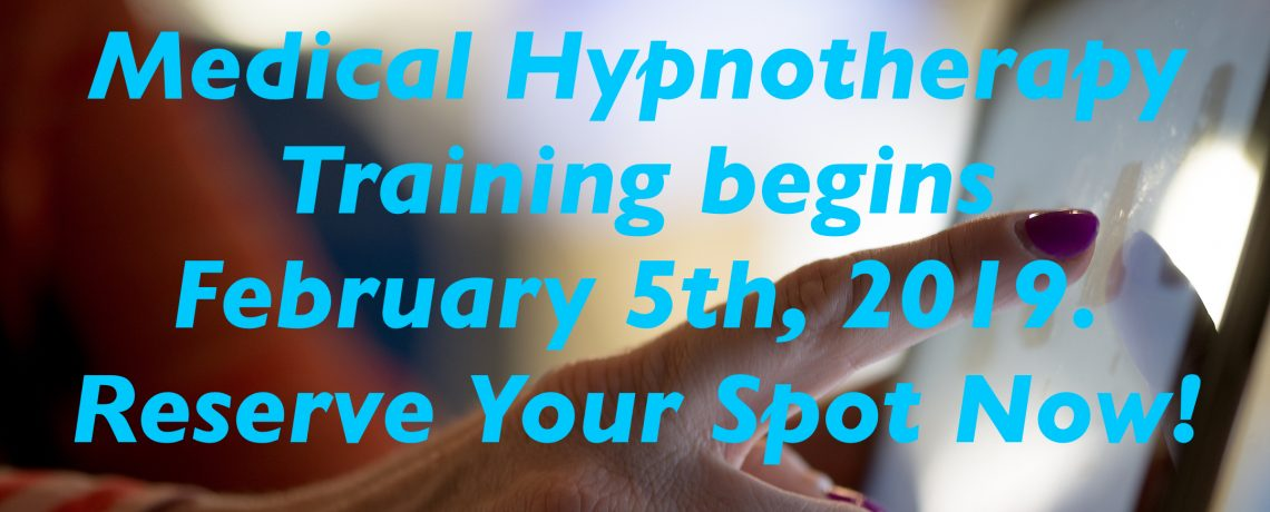 Medical Hypnotherapy Training – Advanced Hypnotherapy Training